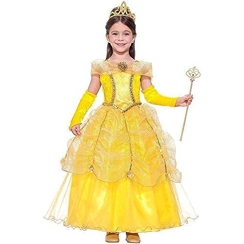Forum Novelties Golden Princess Costume Large