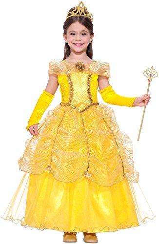 Forum Novelties Golden Princess Costume, Small]()