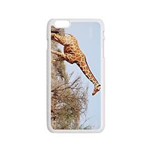 The Tall Giraffe Hight Quality Plastic Case for Iphone 6
