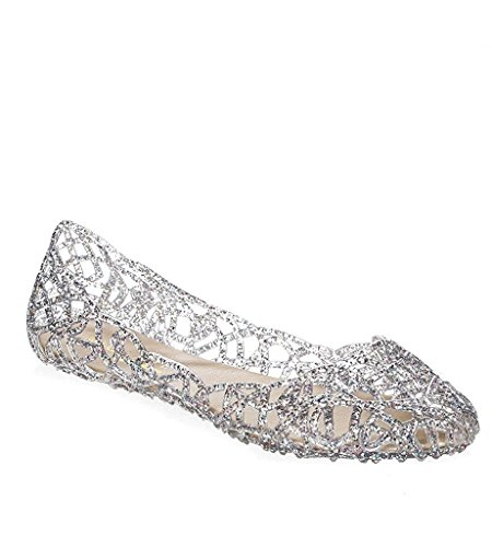 jelly ballerina shoes - 7