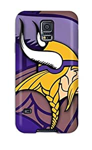 Minnesota Vikings Case Compatible With Galaxy S5/ Hot Protection Case