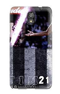 2432598K98871568 Protective Tpu Case With Fashion Design For Galaxy Note 3 (tim Duncan)