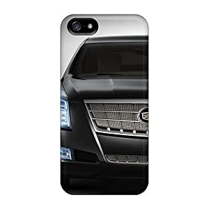 Iphone 5/5s Case Bumper Tpu Skin Cover For Cadillac Xts Accessories