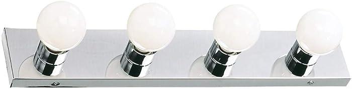 Top 10 Home Depot Vanity Polished Nickelstyle Light Fixtures
