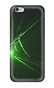 Hot Design Premium CtGMaJk2048LPjLQ Tpu Case Cover Iphone 6 Plus Protection Case(abstract Green )