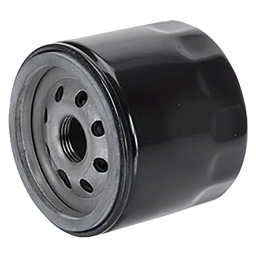 AM125424 New Oil Filter for John Deere JD 115 125 135 145 155C 1200 F620 F680 + (John Deere 125 Lawn Tractor Oil Filter)
