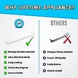 Lifetime Appliance 240534901 Door Shelf Rack Bar