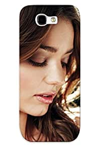 Hot Snap-on Miranda Kerr Hard Cover Case/ Protective Case For Galaxy Note 2
