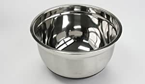 Chef Craft - 1.5 qt. Stainless Steel Mixing Bowl (Cases of 3 items)