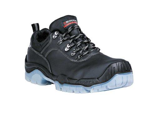de nbsp;S3 Cofra zapatos nbsp;– negro seguridad Stuttgart fRRqZw