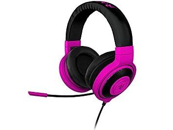 Razer Kraken Pro Neon - Auriculares Gaming con micrófono, morado