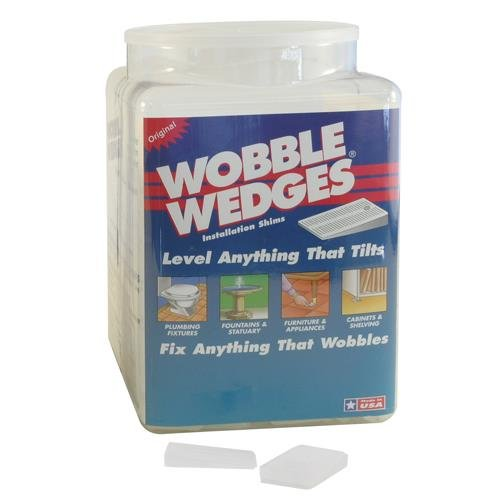 Wobble Wedges, White, Hard,Wedges 300