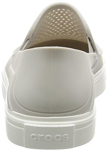 A Collo Citlnrkaslpw Pearl White Donna Crocs Sneaker Basso 87qdZwEn