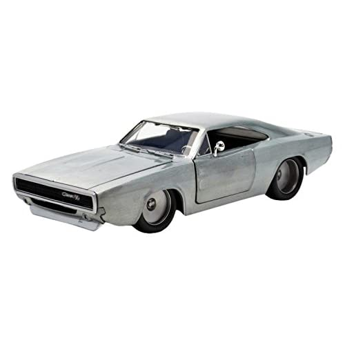 "1968 Dodge Charger R/T [Jada 97336], ""Fast and Furious"", Metal básico, 1:24 Die Cast"