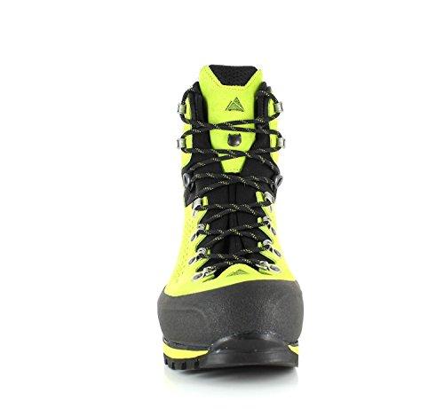 Dachstein Scarponcini da Camminata ed Escursionismo Uomo Giallo Black-Sulphur