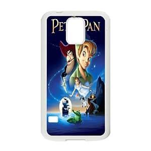 Custom Case peter pan For Samsung Galaxy S5 R3L6Q2896