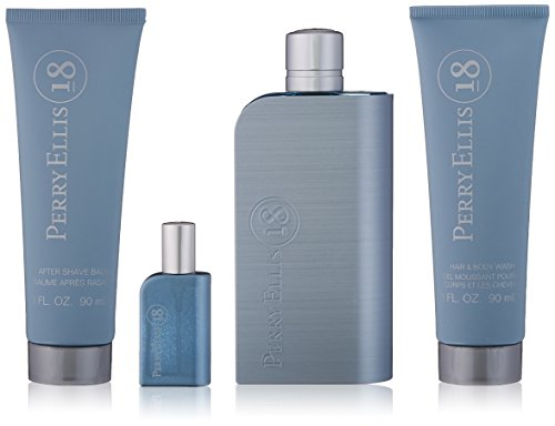 Perry Ellis 18 Men's 4 Piece Gift Set