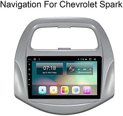 車GPSナビゲーション車両GPSナビゲーション車システムナビゲーション用シボレースパーク10.1インチタッチスクリーンマルチメディアサポートWIFI Bluetoothハンズフリー通話