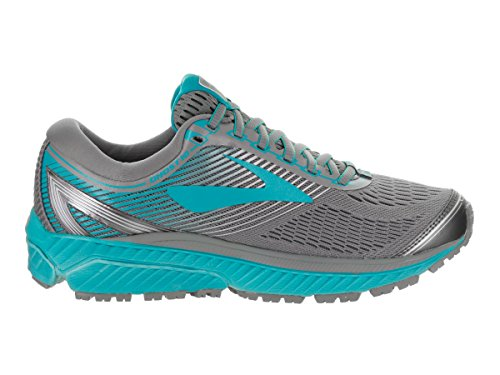 Women's Shoe Victory 9 Silver 10 Ghost Teal Primer Running Brooks Women US Grey dw4HFdq