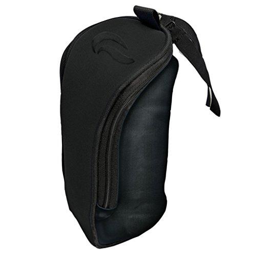 Skunk Shuttle Case Smell Proof Bag Black by Skunk