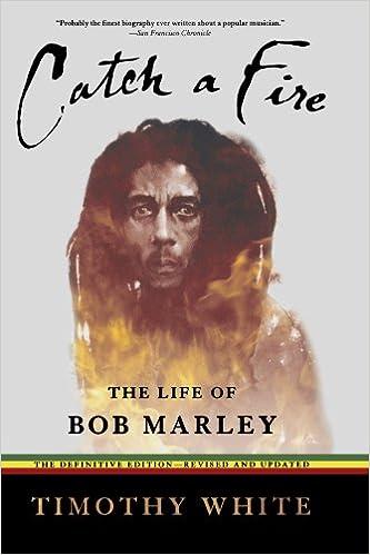 Bob marley biography book