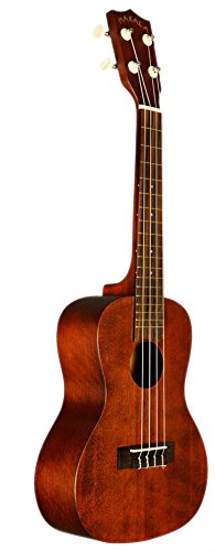 kala mk c makala concert ukulele bundle with gig bag tuner strap aquila strings online. Black Bedroom Furniture Sets. Home Design Ideas