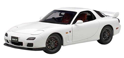 AUTOart 1/18 Mazda RX-7 (FD) Spirit R Type A (White) by - 7 Type Rx Mazda
