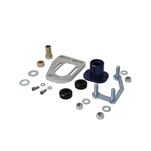 BBK 79-93 Mustang Caster Camber Plate Kit - Silver Anodized Finish (2525) by BBK (Image #2)