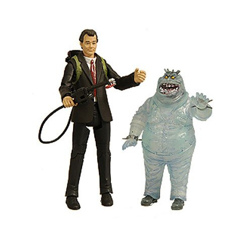 Mattel Ghostbusters Exclusive 6 Inch Action Figure Courtroom