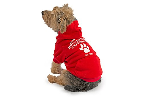 Ancol, Rot, x-small für die Hunde-Hoodie, Rot