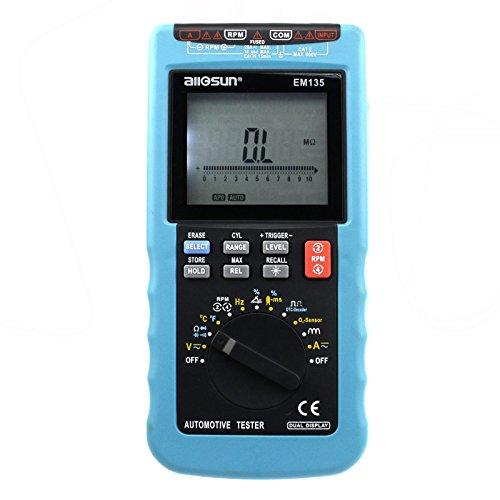 all-sun EM135 Automotive Digital Multimeter