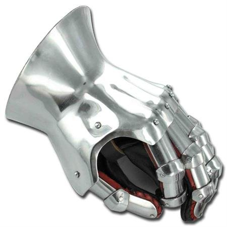 Medieval Renaissance Functional Hourglass Gauntlets Set by My Best Collecstion (Image #2)
