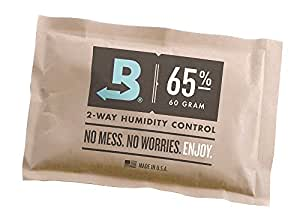 Boveda  65-Percentage RH Individually Over Wrapped 2-Way Humidity Control Pack, 60gm