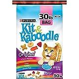 Cheap Purina Kit & Kaboodle, Dry Cat Food, Original, 30 Lb Bag (qty 1)