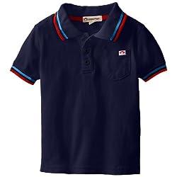 Appaman Little Boys' Classic Pique Polo Shirt