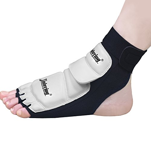 Best Martial Arts Protective Foot Gear