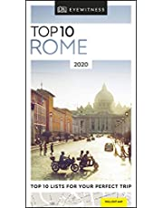 DK Eyewitness Top 10 Rome: 2020 (Pocket Travel Guide)
