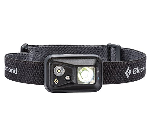Black Diamond Spot Headlamp, Black, One Size