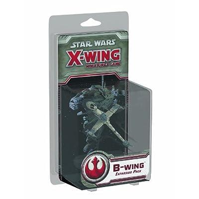 Star Wars: X-Wing - B-Wing: Fantasy Flight Games: Toys & Games