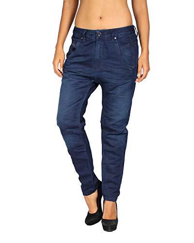 Vaquero Boyfriend Relaxed Mujer FAYZA Azul Diesel Jeans 665Y para HqzPPw