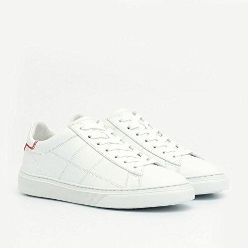 Hogan Herren Sneaker Bianco