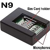 CAIDUD New N9 Mini GSM SPY Audio Listening Bug 2X