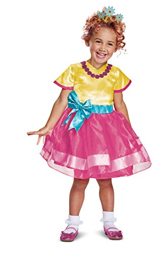 Disguise Nancy Classic Toddler Child Costume, Multi Color, Large/(4-6x)