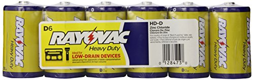 Rayovac Industrial Heavy Duty