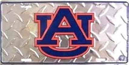 License Plate Signs 4 Fun Slcat Auburn Tigers AU