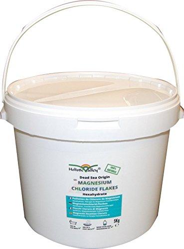 Magnesium Chloride Flakes 10kg tub