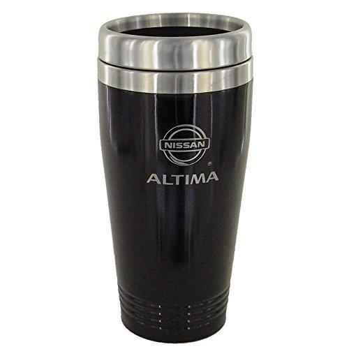 Nissan Mug Steel Stainless (Nissan Atltima Black Travel Mug)