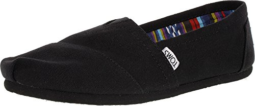 toms-womens-10002472-canvas-alpargata-flat-black-7-m-us