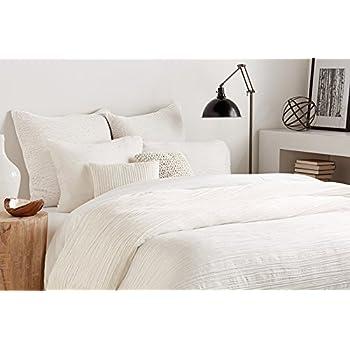 Amazon Com Calvin Klein Home Modern Cotton Julian Duvet