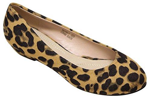 Leopard Ballet Shoes - 6